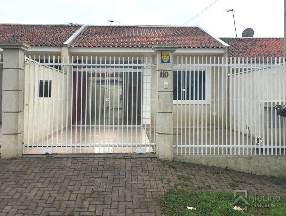 REF. 7358 -  São José Dos Pinhais - Rua  Mario Wilson Soares, 110