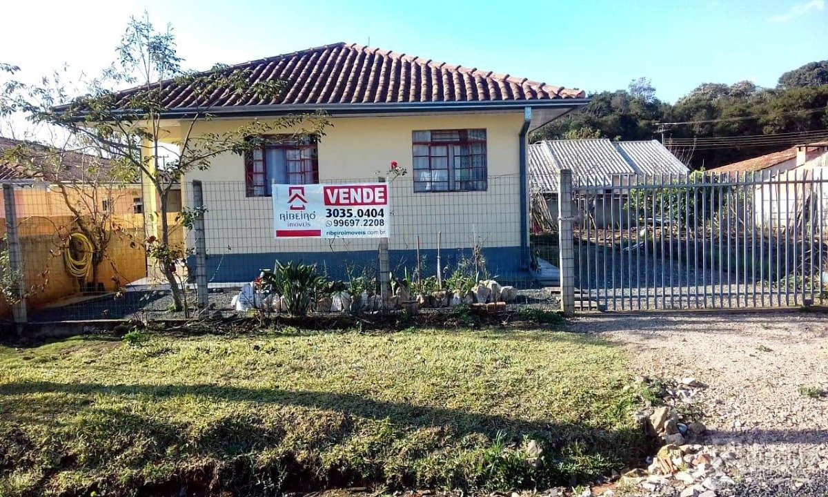 REF. 7360 -  Tijucas Do Sul - Rua  Dorvalino Ribeiro Batista, 72