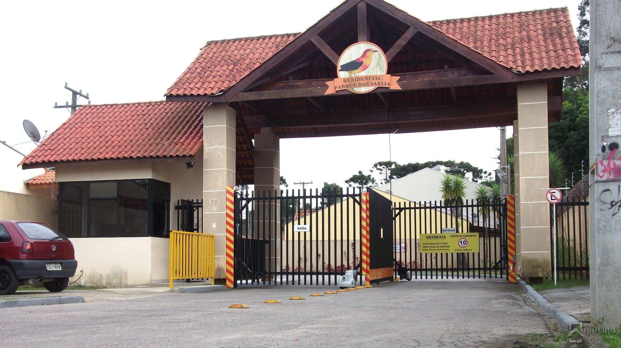 REF. 7375 -  Sao Jose Dos Pinhais - Rua  Santina Manzoque Zen, 20 - Casa 53