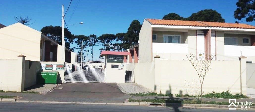 REF. 7411 -  São José Dos Pinhais - Rua  Antonio Molleta Filho, 903 - Sobrado 02