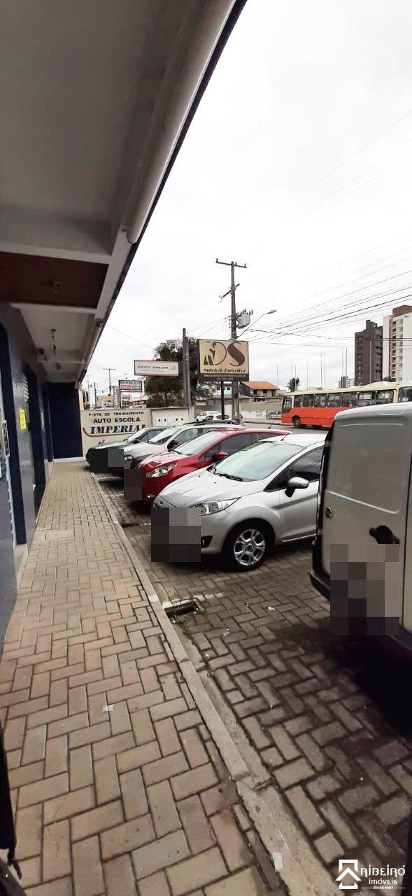 REF. 7509 -  São José Dos Pinhais - Rua  Zacarias Alves Pereira, 147- Loja 03