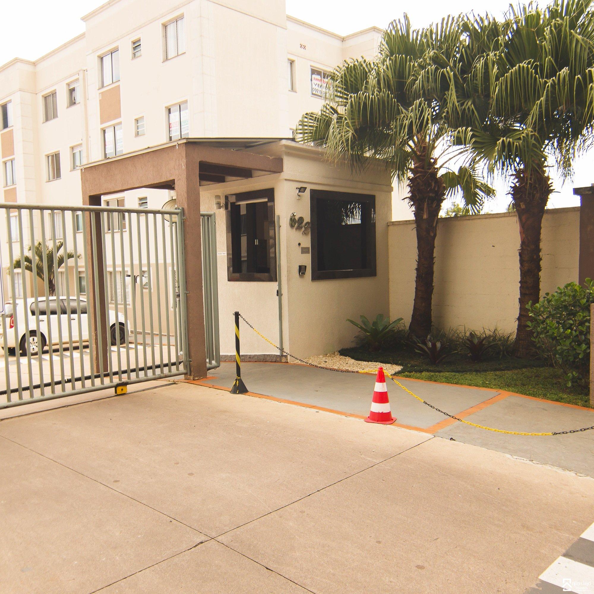 REF. 7553 -  São José Dos Pinhais - Rua Acre, 622 - Apto 209 - Bl 02