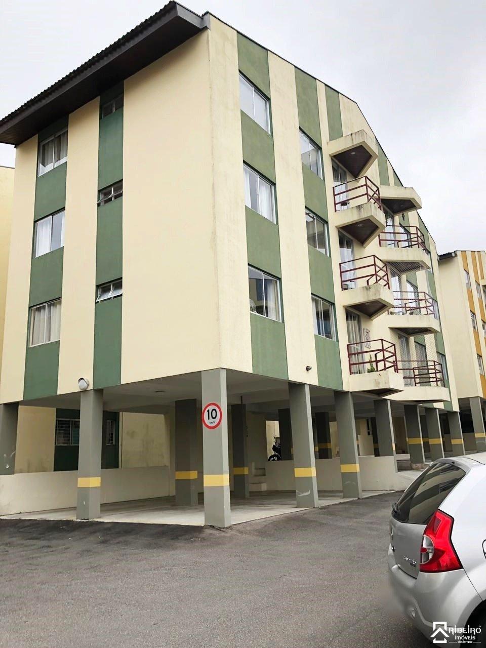 REF. 7841 -  São José Dos Pinhais - Rua Curiuva, 405 - Apto 213 - Bl 02