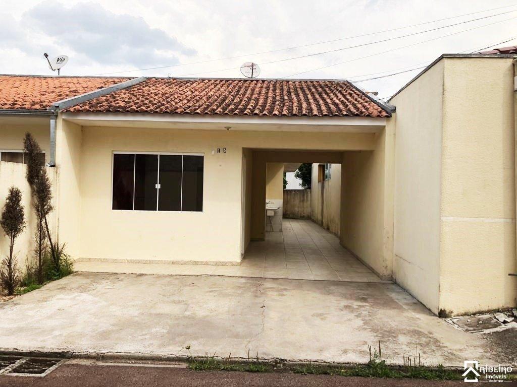REF. 7850 -  São José Dos Pinhais - Rua Curiuva, 715 - Casa 03