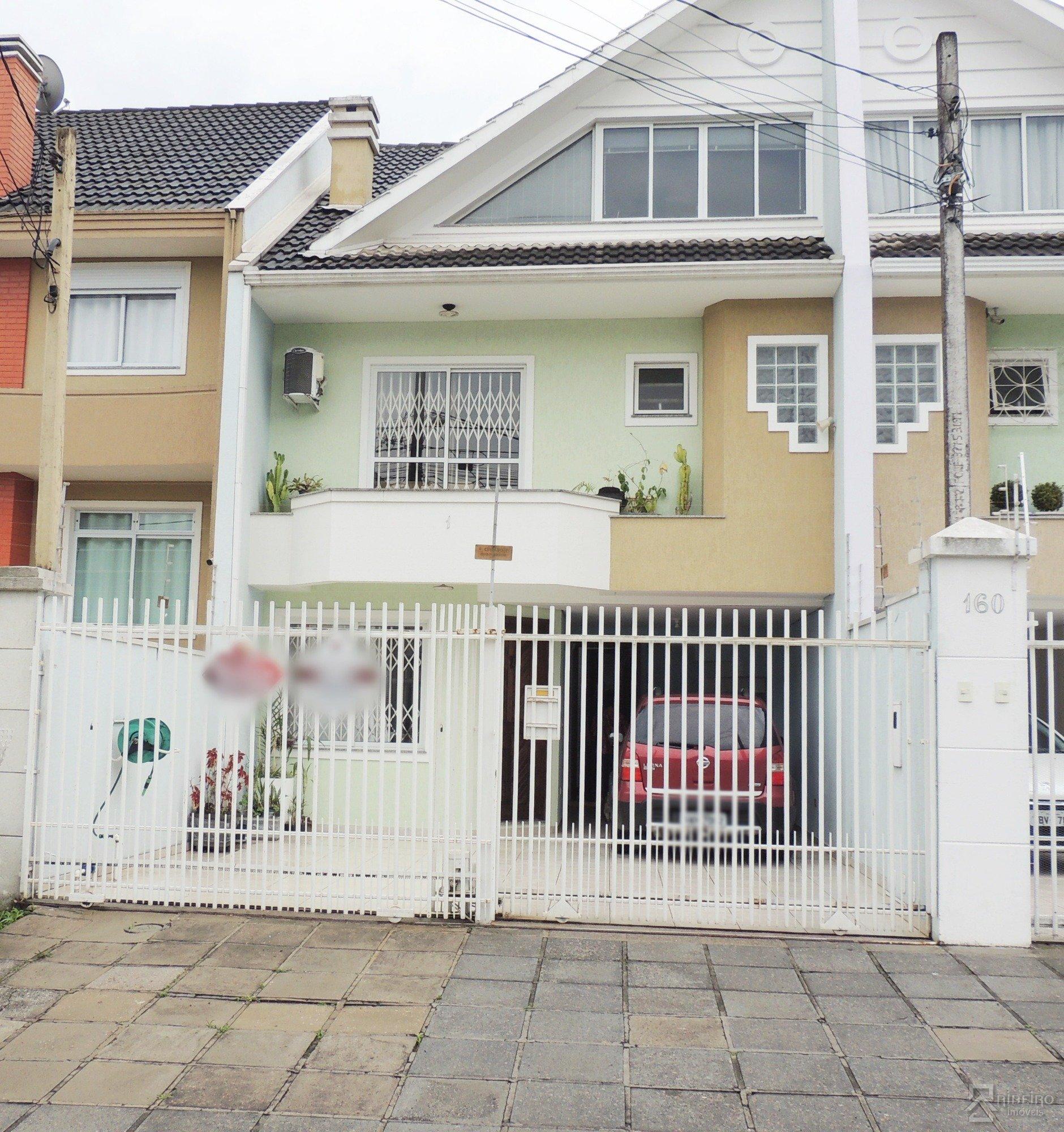 REF. 7869 - Curitiba - Rua  Targino Da Silva, 160