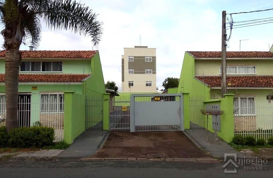 REF. 8014 -  Sao Jose Dos Pinhais - Rua  Joao Maria Martins Cordeiro, 696 - Casa 02