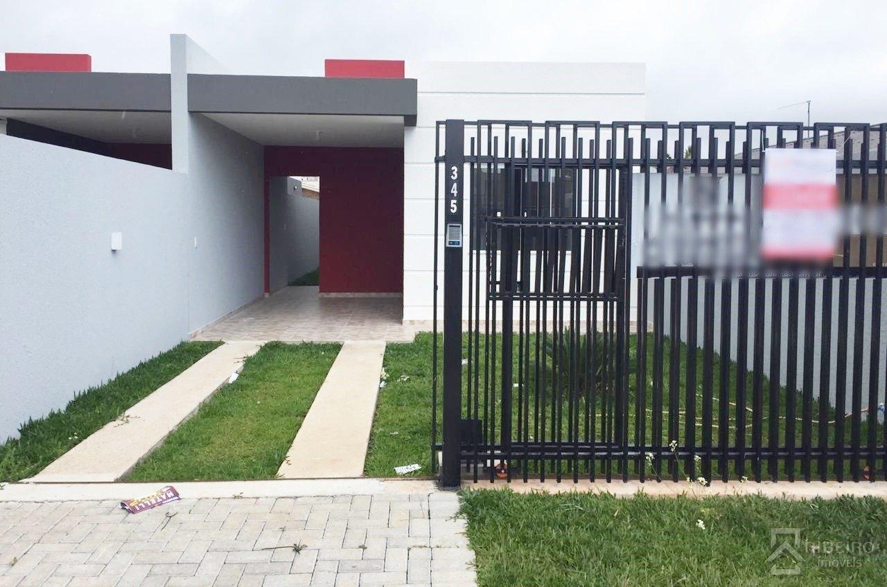 REF. 8020 -  Sao Jose Dos Pinhais - Rua  Pedro Franchetto, 345