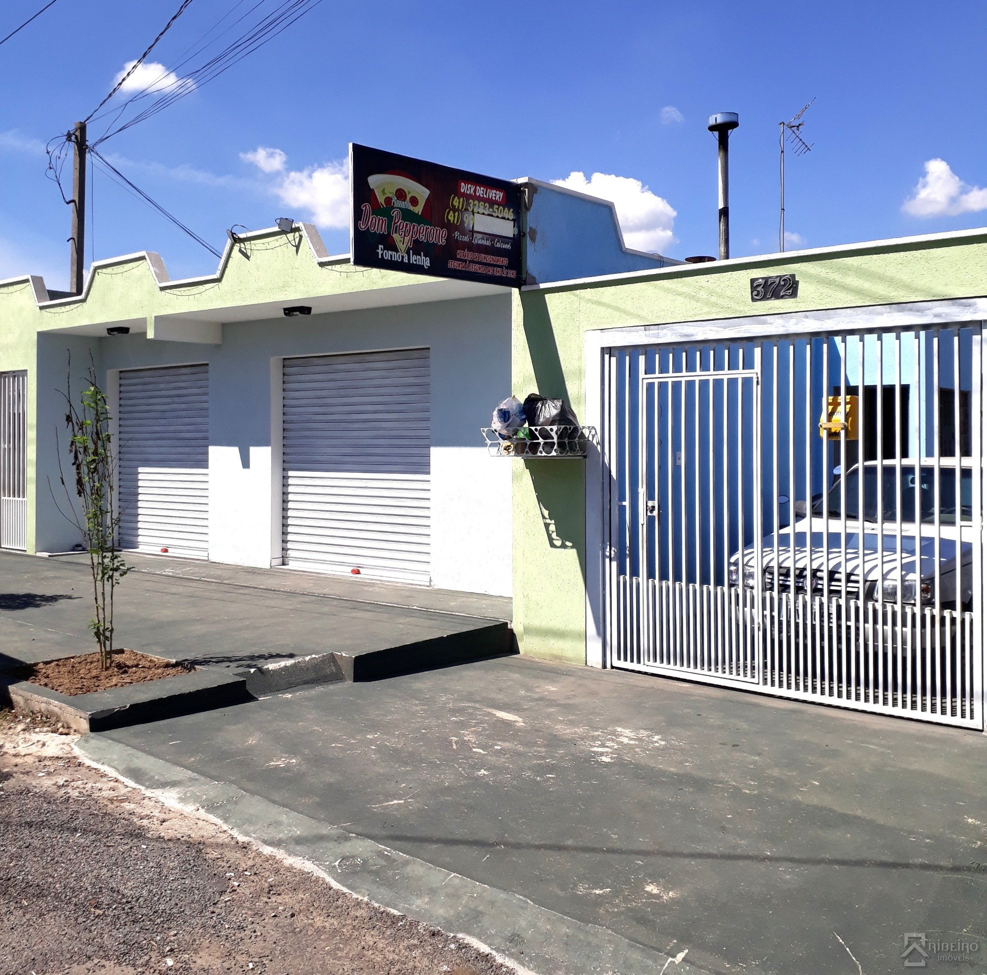 REF. 8049 -  Sao Jose Dos Pinhais - Rua  Engenheiro Pedro Bonk, 372