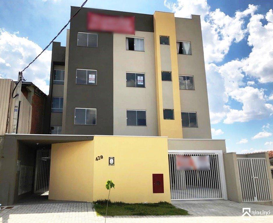 REF. 8082 -  São José Dos Pinhais - Rua Irati, 420 - Apto 301 - Bl A