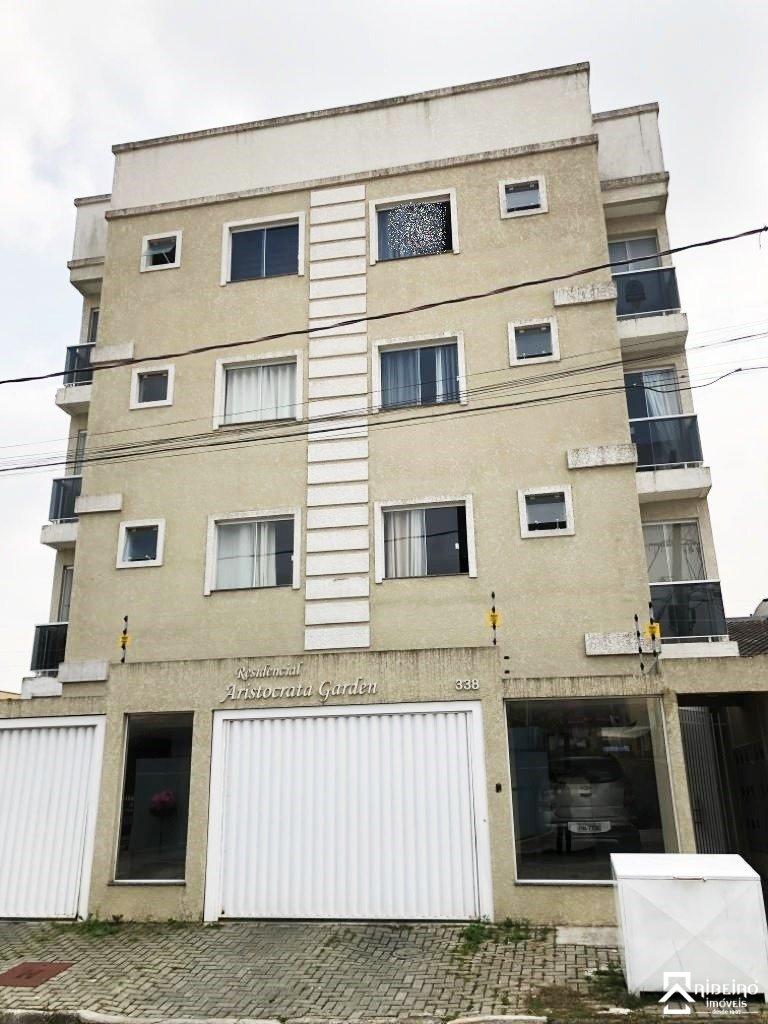 REF. 8087 -  São José Dos Pinhais - Rua  Emmanuel Kant, 338 - Apto 103