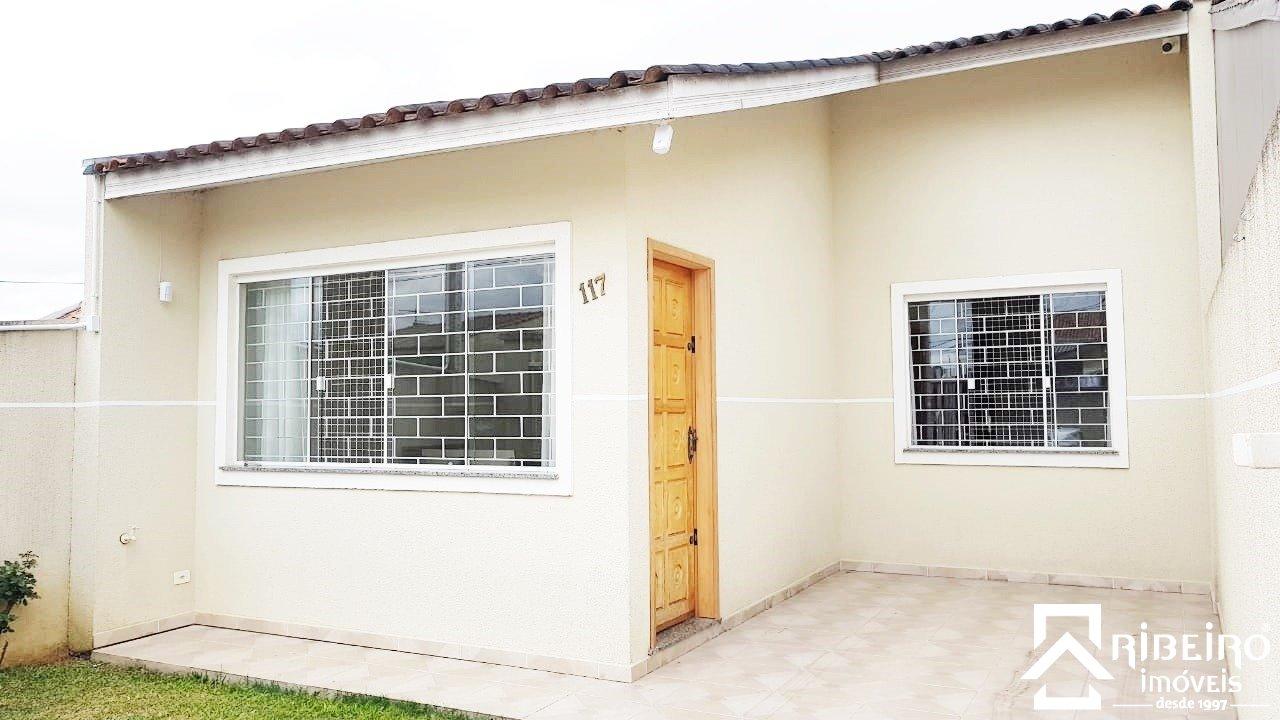 REF. 8105 -  São José Dos Pinhais - Rua  Gregorio Santana, 117