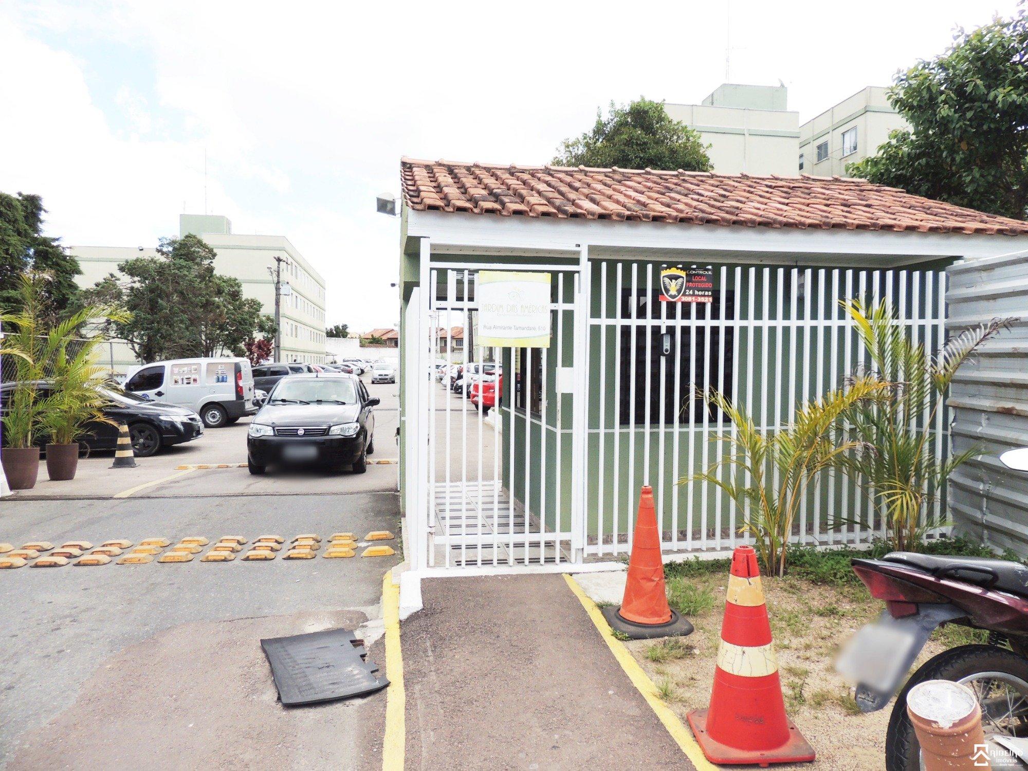 REF. 8114 -  São José Dos Pinhais - Rua  Almirante Tamandare, 510 - Apto 18 - Bl 05