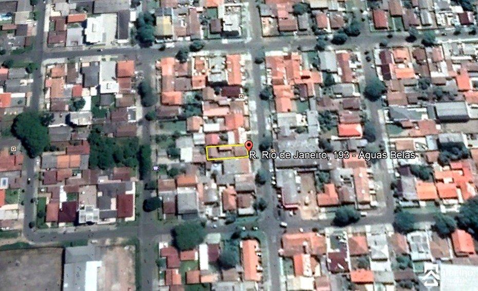 REF. 8135 -  São José Dos Pinhais - Rua  Rio De Janeiro, 193