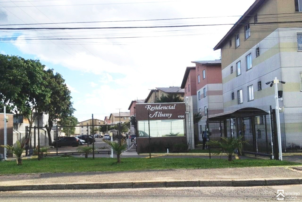REF. 8141 -  São José Dos Pinhais - Alameda Arpo, 1700 - Apto 102 - Bl 01