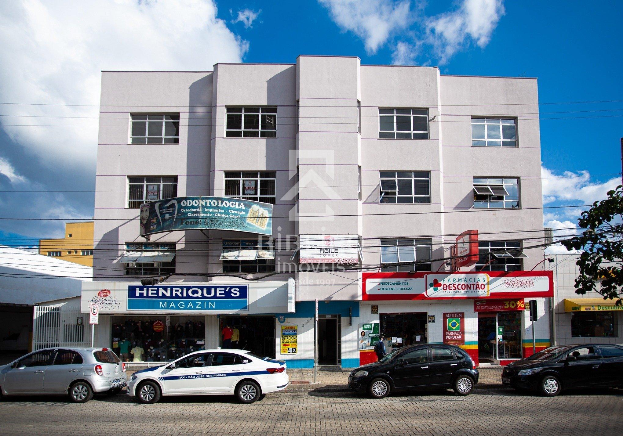 REF. 8149 -  São José Dos Pinhais - Rua  Quinze De Novembro, 2152- Sala 09