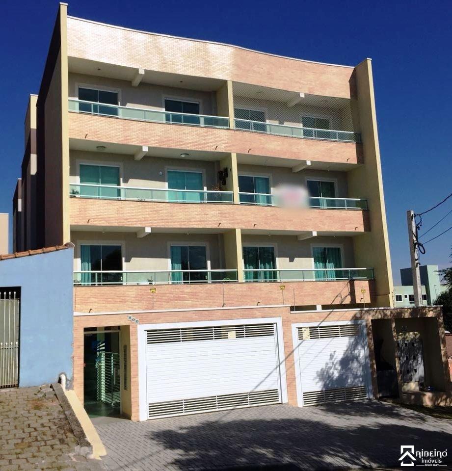 REF. 8159 -  São José Dos Pinhais - Rua  Santa Rita, 800 - Apto 33