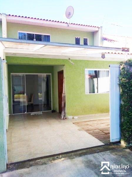 REF. 8170 -  São José Dos Pinhais - Rua Mandirituba, 985 - Sobrado 02