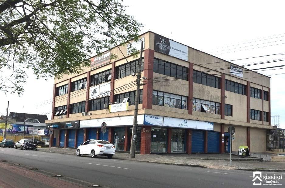 REF. 8180 - Curitiba - Avenida  Marechal Floriano Peixoto, 7401- Sala 13