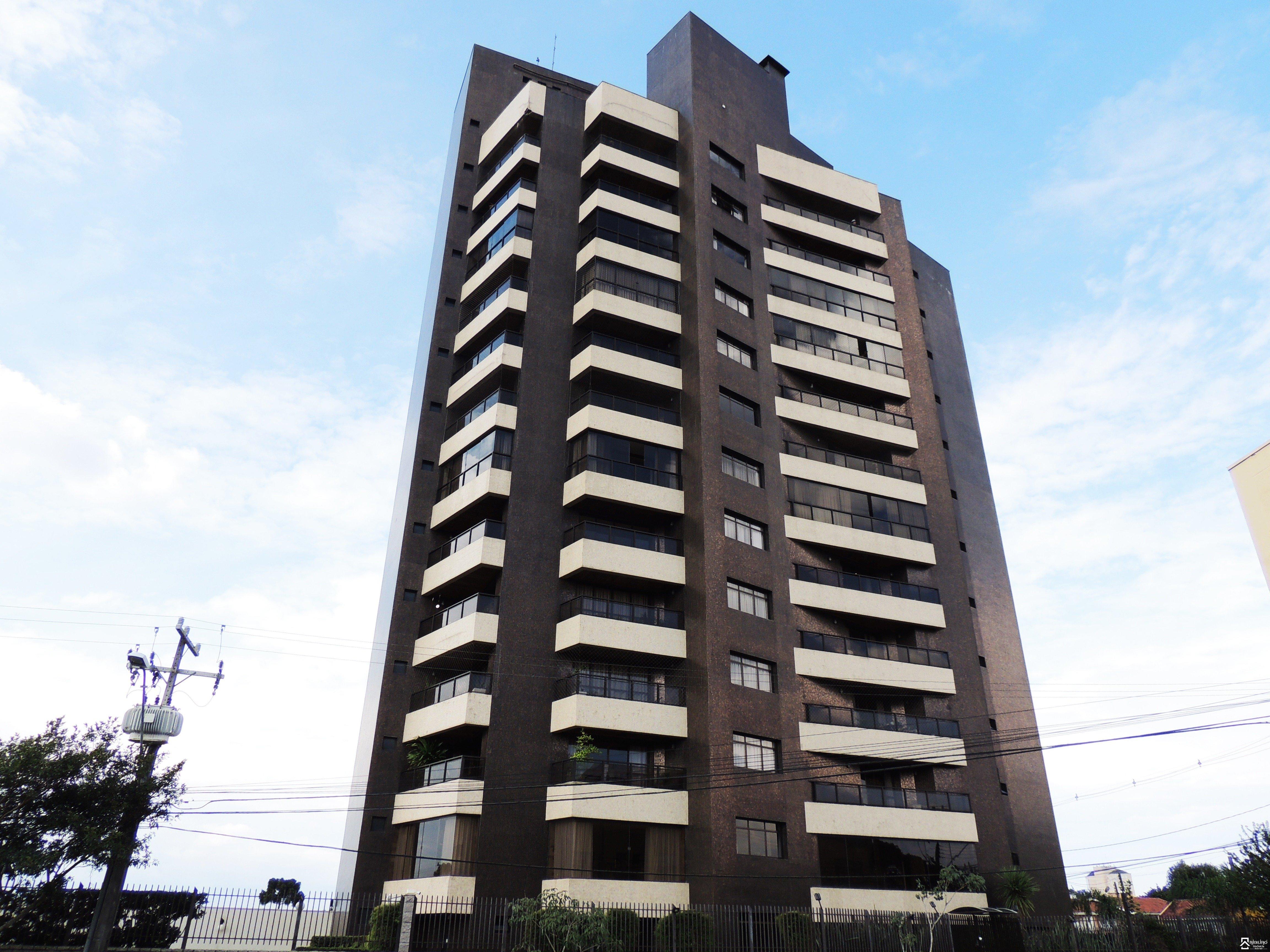 REF. 8233 -  São José Dos Pinhais - Rua  Passos De Oliveira, 81 - Apto 701