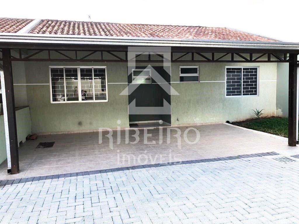 REF. 8239 -  Sao Jose Dos Pinhais - Rua  Altevir De Lara, 185 - Casa 05