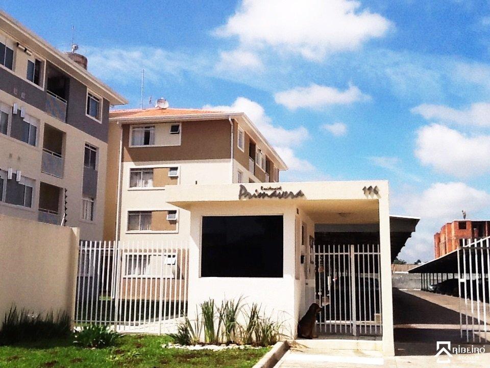 REF. 8240 -  São José Dos Pinhais - Rua  Santa Rita, 196 - Apto 22 - Bl 02