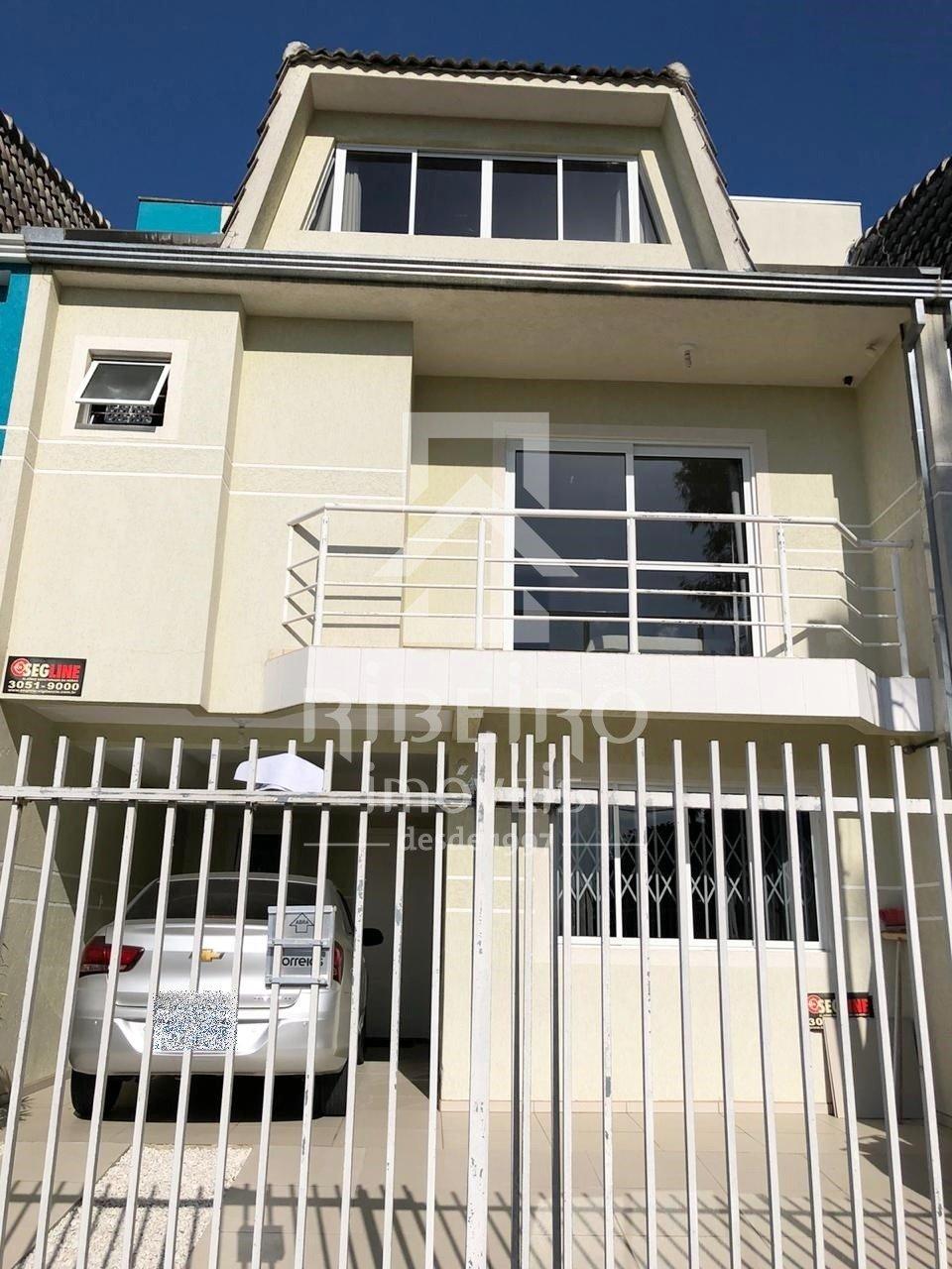 REF. 8305 -  São José Dos Pinhais - Rua  Joao Teixeira De Carvalho, 649