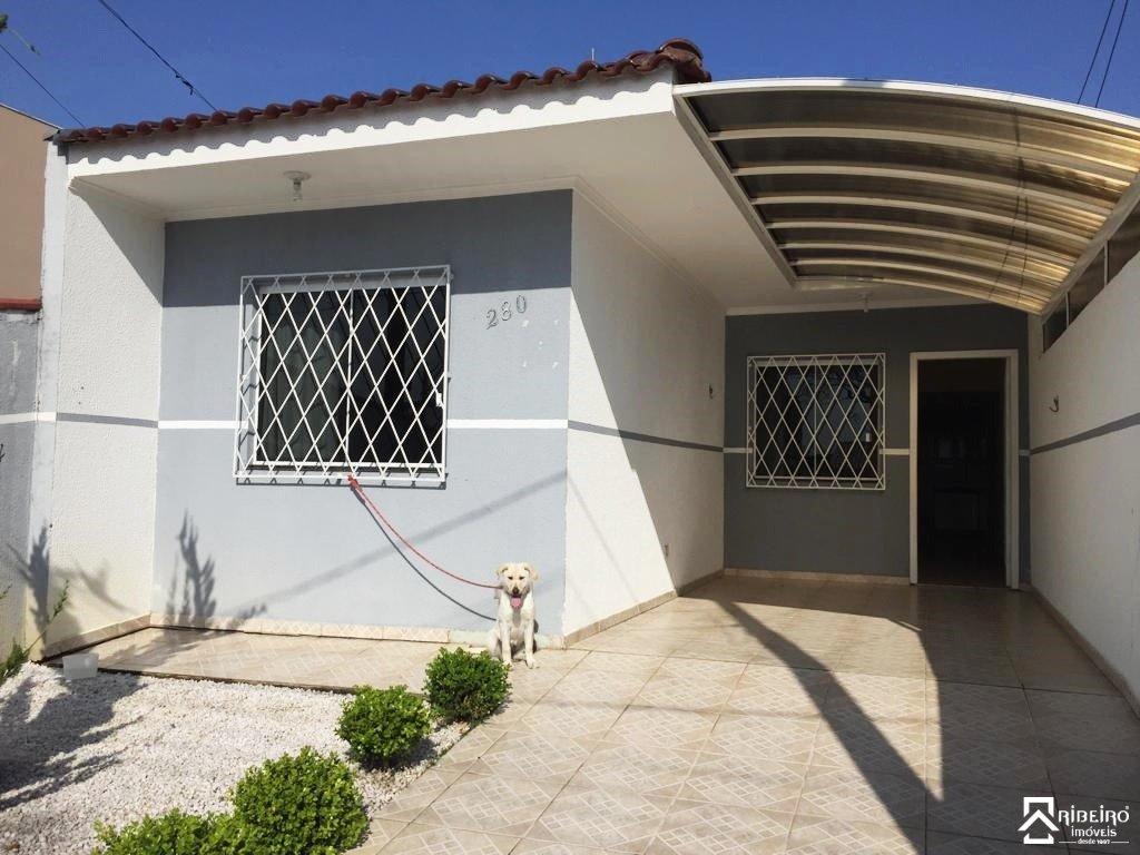 REF. 8322 -  Sao Jose Dos Pinhais - Rua  Sezinando Ferreira Da Cruz, 280