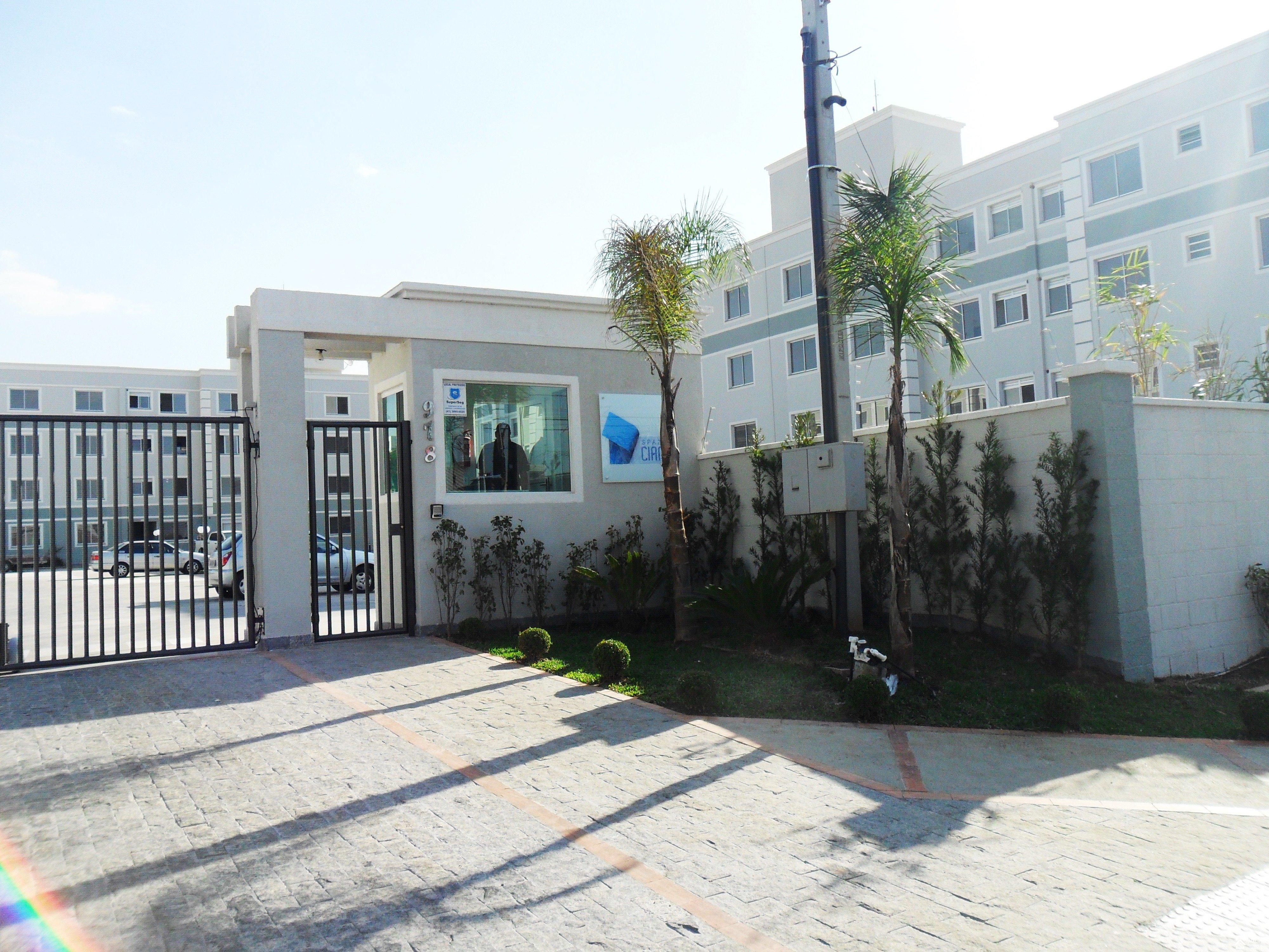 REF. 8332 -  São José Dos Pinhais - Rua  Agudos Do Sul, 890 - Apto 109 - Bl 01