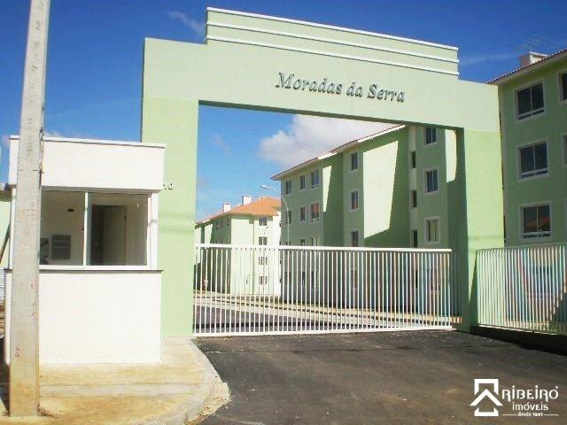 REF. 8346 -  Sao Jose Dos Pinhais - Rua  Elza Scherner Moro, 10 - Apto 47 - Bl 04