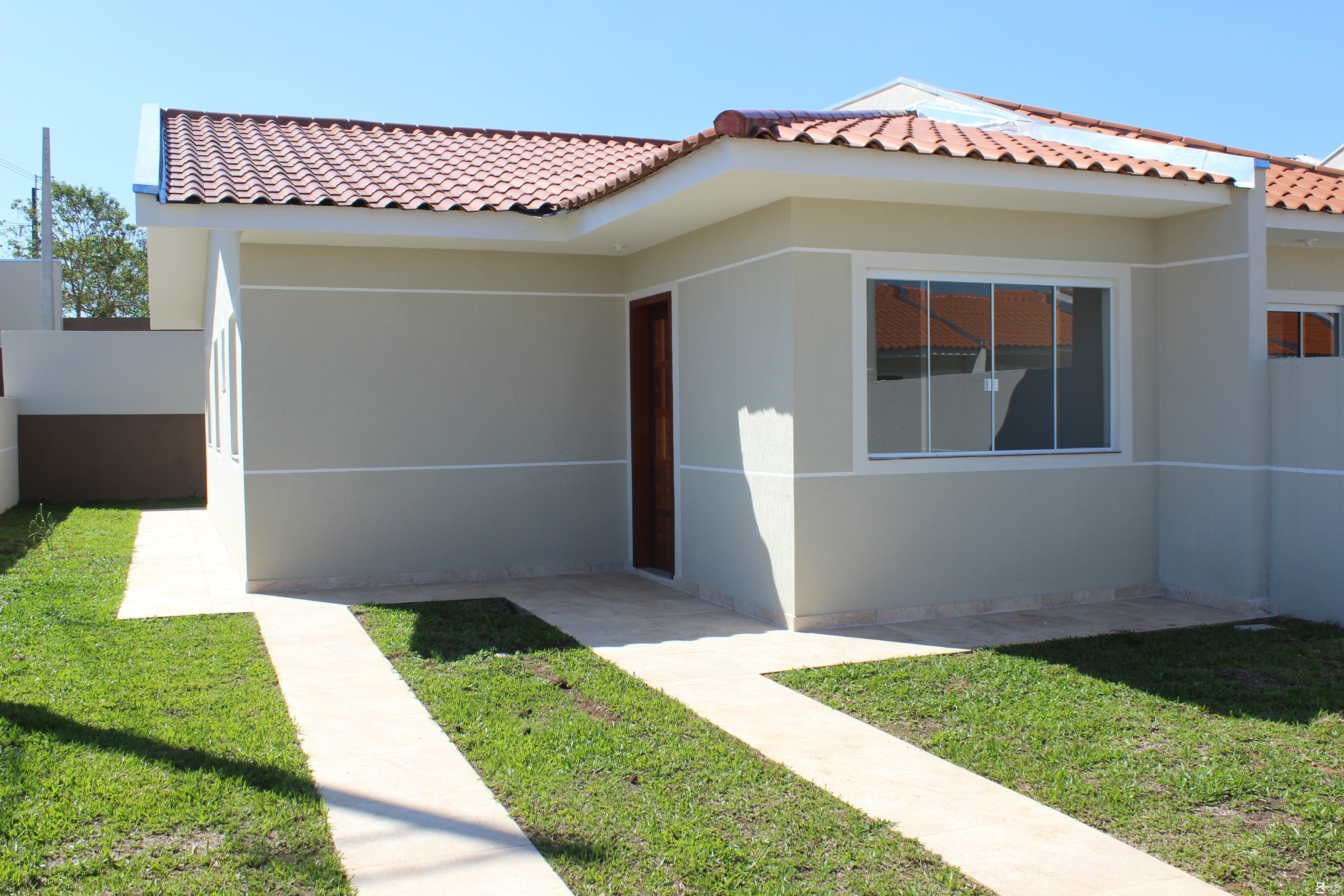 REF. 8365 -  Sao Jose Dos Pinhais - Rua  Sao Maximiliano Maria Kolbe, 340 - Casa 3
