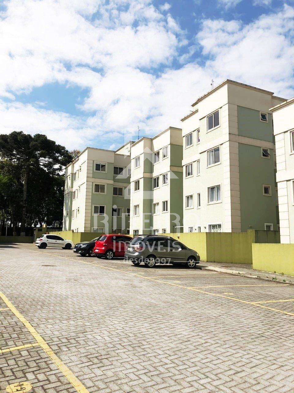 REF. 8371 -  São José Dos Pinhais - Rua  Constante Moro Sobrinho, 1560 - Apto 31 - Bl 05