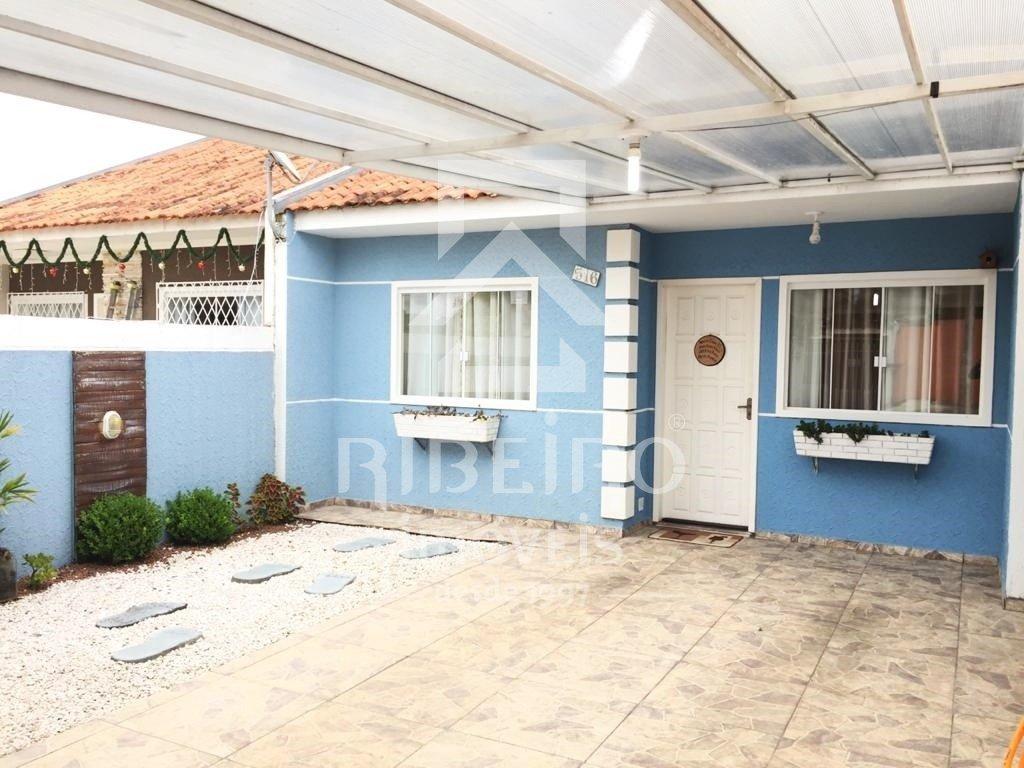 REF. 8544 -  Sao Jose Dos Pinhais - Rua  Jorge Amado, 516 - Casa 02