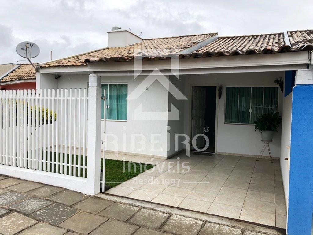 REF. 8552 -  Sao Jose Dos Pinhais - Rua  Constante Moro Sobrinho, 1148 - Casa 6
