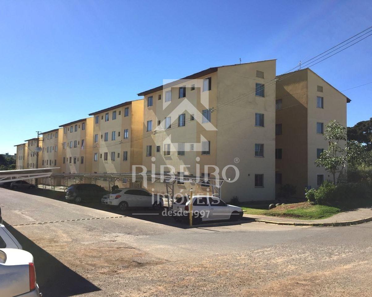 REF. 8581 -  Sao Jose Dos Pinhais - Rua  Virginio Palu, 43 - Apto 43 - Bl 09