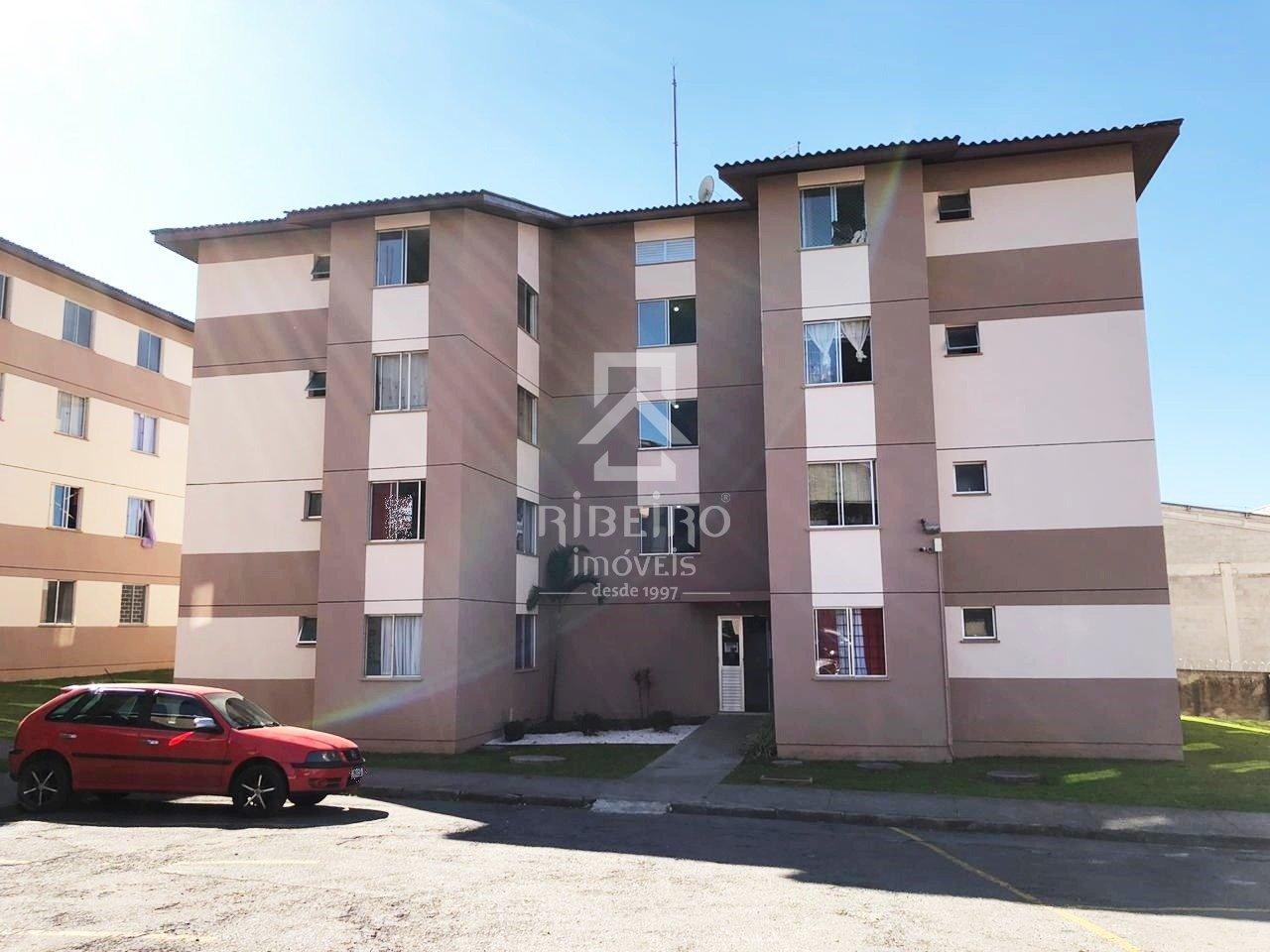REF. 8637 -  Sao Jose Dos Pinhais - Rua  Pedro Plantes Dos Anjos, 200 - Apto 43 - Bl 07