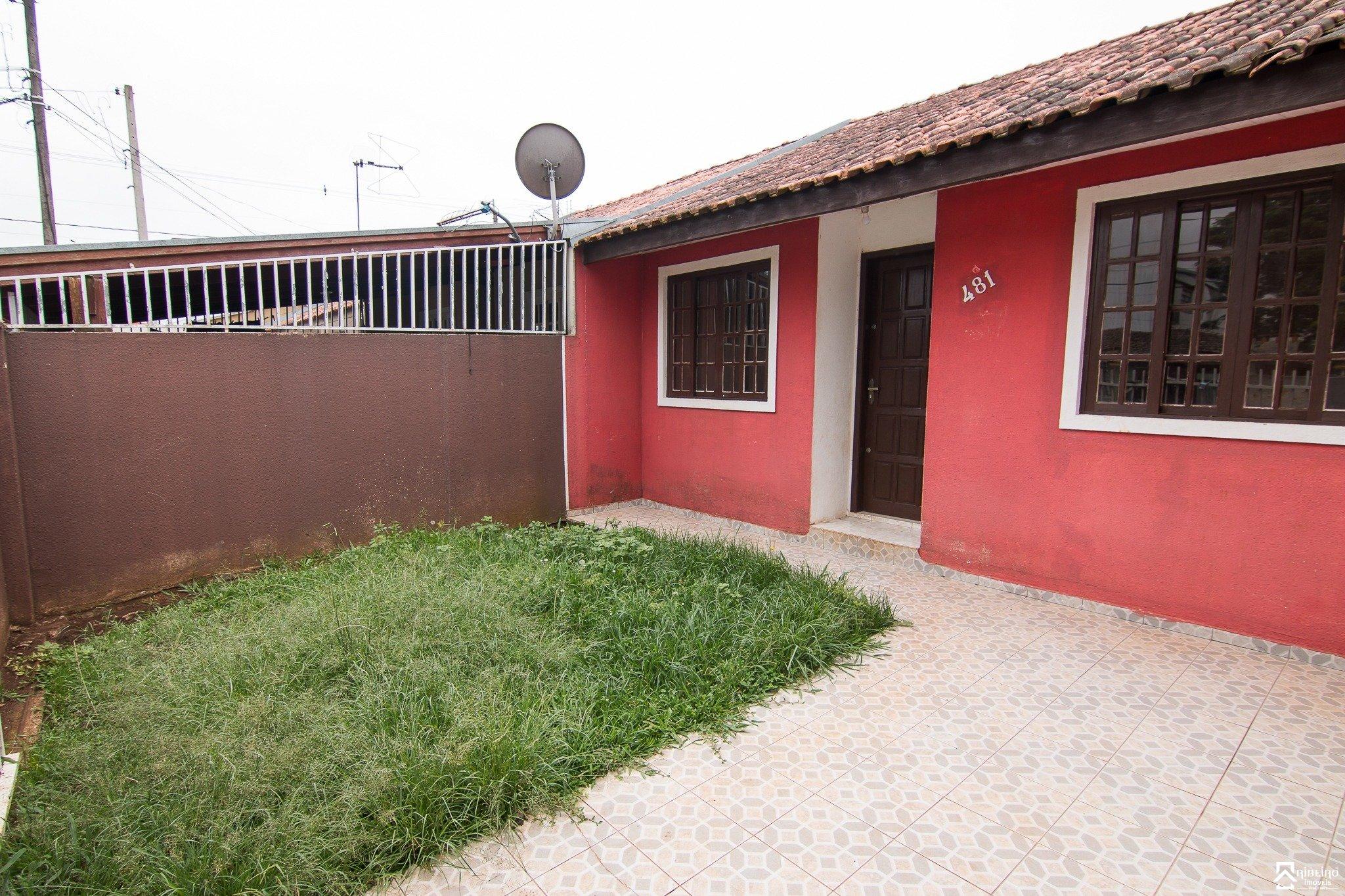 REF. 900 -  São José Dos Pinhais - Rua  Altevir De Lara, 481