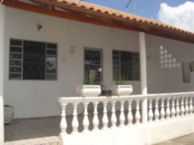 REF. 1508 -  São José Dos Pinhais - Rua  Moacir Tomelin, 204 - Casa FUNDOS