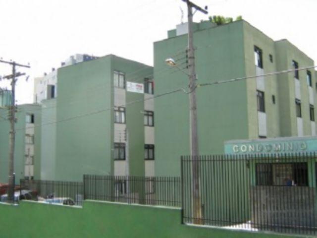REF. 1752 -  São José Dos Pinhais - Rua  Joaquim Nabuco, 2060 - Apto AP 41 BL B