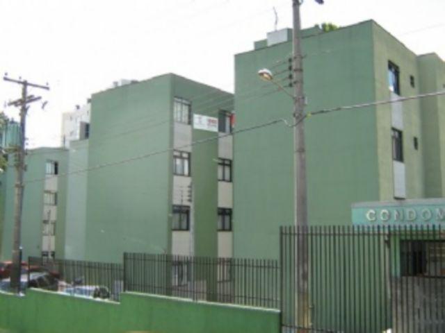 REF. 1760 -  São José Dos Pinhais - Rua  Joaquim Nabuco, 2060 - Apto AP 43 BL A