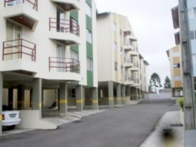 REF. 2174 -  São José Dos Pinhais - Rua Curiuva, 405 - Apto APTO 824 - BLOCO 8