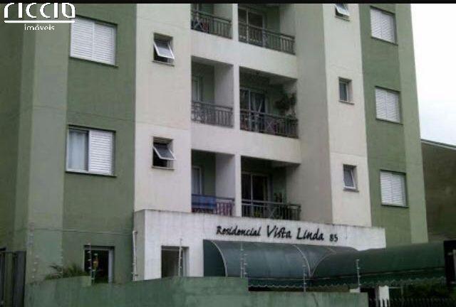 O Edifício Residencial Vista Linda fica no bairro Vila Industrial em São José dos Campos - SP.