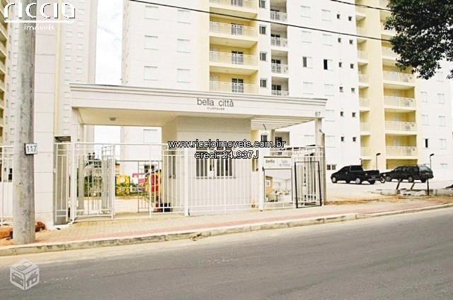 O condomínio Bella Citta esta localizado no bairro Vila Betânia em São José dos Campos - SP. Condomínio conta com vaga de visitante, piscina, salão de festa, salão de jogos, quadra, churrasqueira, playground, entre outras áreas de lazer.