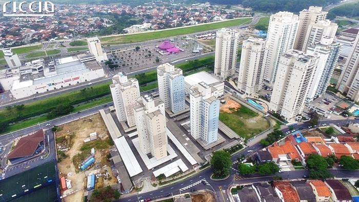 O condomínio Colinas do Vale esta localizado no Jardim Esplanada em São José dos Campos - SP.