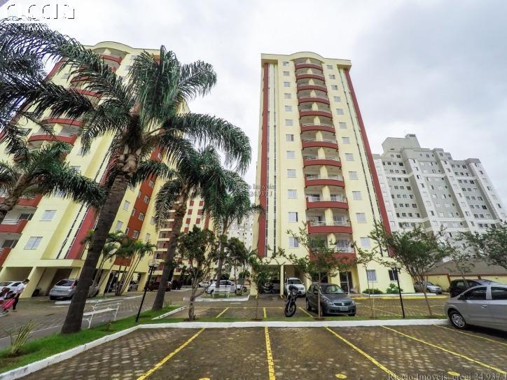 O condomínio Torres do Parque esta localizado na zonal Sul de São José dos Campos no bairro Parque Industria. Lazer completo: Quadra poliesportiva, Academia, Vagas de Visitantes, Piscina Adulto e Infantil, Salão de Festas Adulto, Playground.