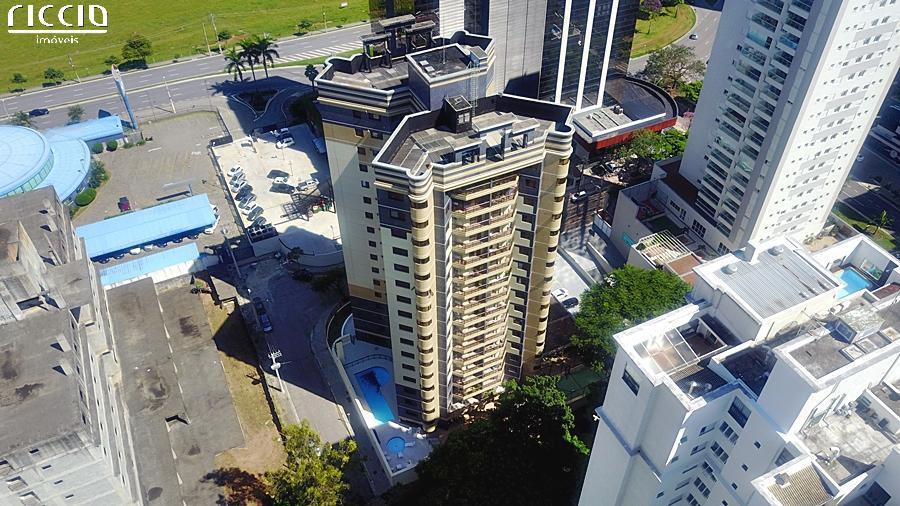 Edificio Aquarius Tower esta localizado no bairro Jardim Aquarius em São José dos Campos-SP. Apartamentos de 98 m², 3 dormitórios e suite.