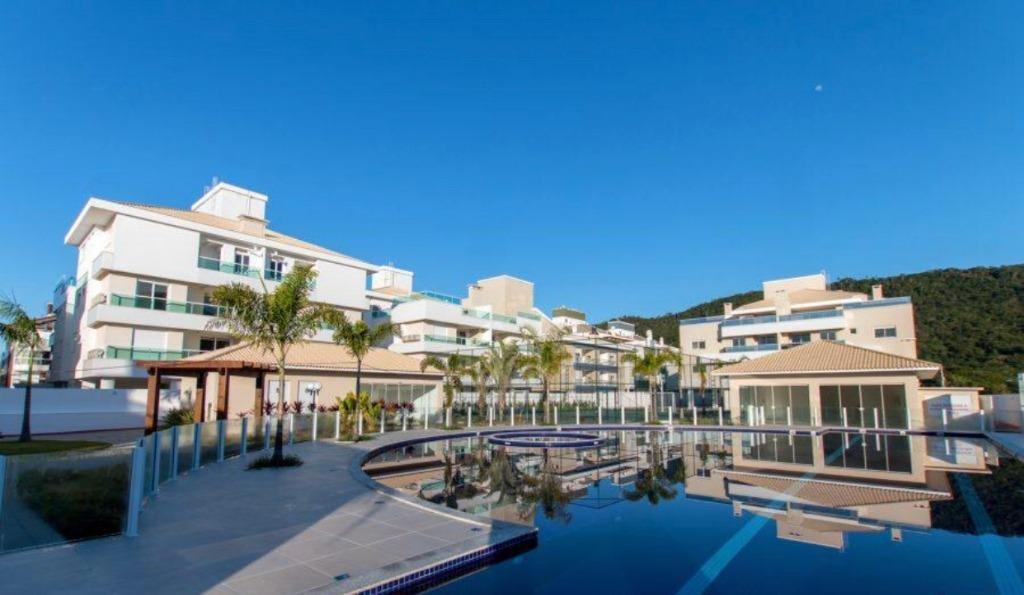 Apartamento com 2 dormitórios à venda, 104 m² - Santinho - Florianópolis/SC