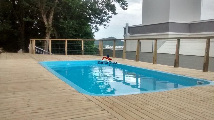 Apartamento com 2 dormitórios à venda, 66 m² - Jurerê - Florianópolis/SC
