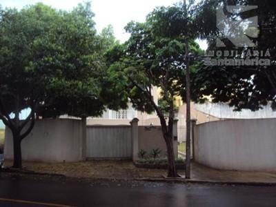08686.001, Casa comercial de 4 quartos, 400 m² para alugar no Bancarios - Londrina/PR