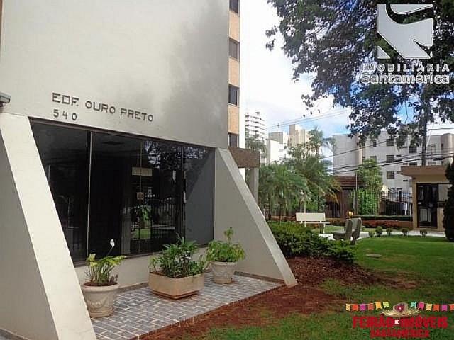 00691.006, Apartamento no Edifício Ouro Preto, de 3 quartos, 117 m² à venda no Centro - Londrina/PR