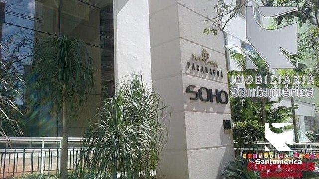 08022.002, Apartamento no Edifício Soho Paranaguá, de 1 quarto, 57 m² à venda no Centro - Londrina/PR